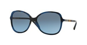 Burberry BE4197 35468F BLUE GRADIENTSPOTTED BLUE