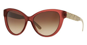 Burberry BE4220 357613 BROWN GRADIENTMATTE RED