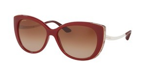 Bvlgari BV8178 111613 BROWN GRADIENTRED/BORDEAUX