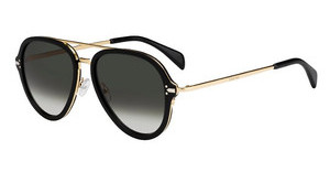 Céline CL 41374/S ANW/XM GREEN DEGRADE'BLCK GOLD