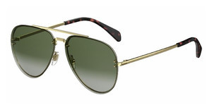 Céline CL 41392/S J5G/XM GREEN DEGRADE'GOLD