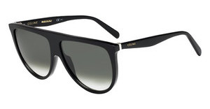 Céline CL 41435/S 807/XM GREEN DEGRADE'BLACK