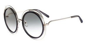 Chloé CE120S 731 GOLD/TRANSPARENT GREY