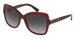 Dolce & Gabbana DG4244 26818G GREY GRADIENTOPAL RED