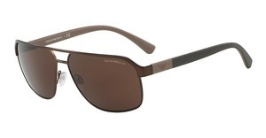 Emporio Armani EA2039 302073 BROWNMATTE BROWN