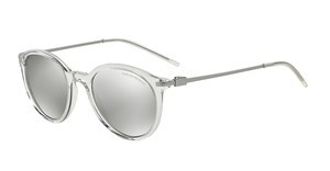 Emporio Armani EA4050 53716G LIGHT GREY MIRROR SILVERTRANSPARENT