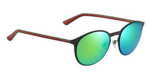 Gucci GG 2263/S CUE/Z9 GREEN MULTILAYEBK GRNRED (GREEN MULTILAYE)