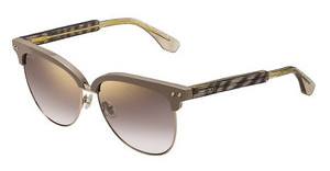 Jimmy Choo ARAYA/S LZ4/NH BROWN MS GLDBEIGDGLBW