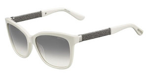 Jimmy Choo CORA/S KLQ/IC GREY MS SLVWHTGLTWHT