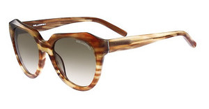 Karl Lagerfeld KL838S 134 STRIPED COGNAC