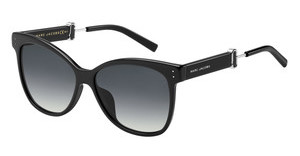 Marc Jacobs MARC 130/S 807/9O DARK GREY SFBLACK