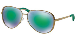 Michael Kors MK5004 10043R GREEN MIRRORGOLD