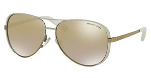 Michael Kors MK5004 10166E GOLD GRADIENT MIRRORWHITE/GOLD FADE