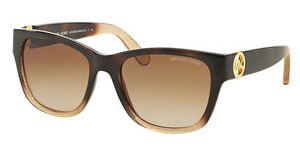 Michael Kors MK6028 309613 BROWN GRADIENTTORTOISE GRADIENT GLITTER