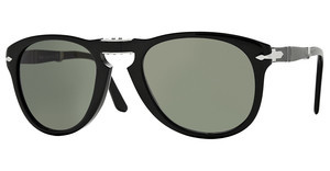 Persol PO0714 95/31 CRYSTAL GREENBLACK