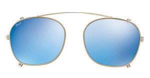 Persol PO3007C 905/55 BLUE MIRROR BLUELIGHT GOLD