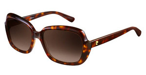 Pierre Cardin P.C. 8408/S WDS/CC BROWN SFHAVANA (BROWN SF)