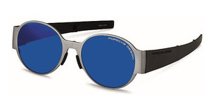 Porsche Design P8592 A dark blue mirroredtitan