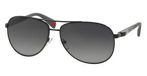 Prada Sport PS 51OS 7AX5W1 POLAR GREY GRADIENTBLACK