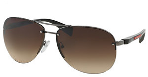 Prada Sport PS 56MS 5AV6S1 BROWN GRADIENTGUNMETAL