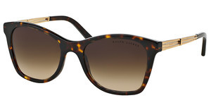 Ralph Lauren RL8113 500313 BROWN GRADIENTDARK HAVANA