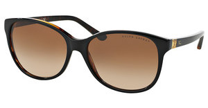 Ralph Lauren RL8116 526013 GRADIENT BROWNTOP BLACK/HAVANA