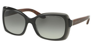 Ralph Lauren RL8134 553611 GRADIENT GREYTRASPARENT BLACK