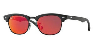 Ray-Ban Junior RJ9050S 100S6Q RED MULTILAYERMATTE BLACK