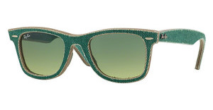 Ray-Ban RB2140 11663M GREEN GRADIENT GREENJEANS GREEN