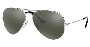 Ray-Ban RB3025 W3277 CRYSTAL GREY MIRRORSILVER
