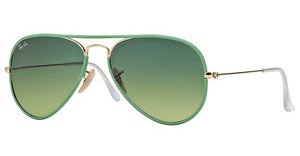 Ray-Ban RB3025JM 001/3M GREEN GRADIENT GREENARISTA