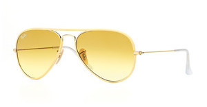 Ray-Ban RB3025JM 001/X4 YELLOW GRADIENT BROWN PHOTOARISTA