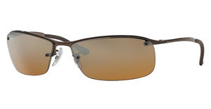 Ray-Ban RB3183 014/84 BROWN POL.GRAD. SILVER MIRRORBROWN