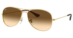 Ray-Ban RB3362 001/51 CRYSTAL BROWN GRADIENTARISTA