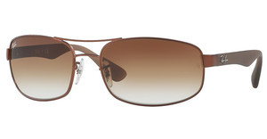 Ray-Ban RB3445 012/13 BROWN GRADIENTMATTE BROWN
