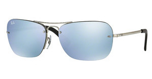 Ray-Ban RB3541 003/30 GREEN MIRROR SILVERSILVER