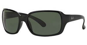 Ray-Ban RB4068 601 CRYSTAL GREENBLACK