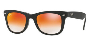 Ray-Ban RB4105 60694W MIRROR GRADIENT REDMATTE BLACK