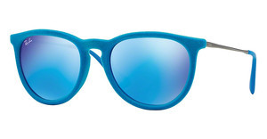 Ray-Ban RB4171 607955 BLUE MIRRORAZURE VELVET