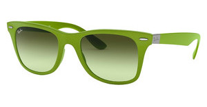 Ray-Ban RB4195 60868E GREEN GRADIENTMETALLIC GREEN