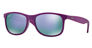 Ray-Ban RB4202 60714V GREY MIRROR VIOLETMATTE VIOLET