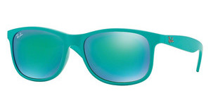Ray-Ban RB4202 60723R GREEN MIRROR GREENMATTE TURQUOISE
