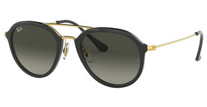 Ray-Ban RB4253 601/71 GREY GRADIENTBLACK
