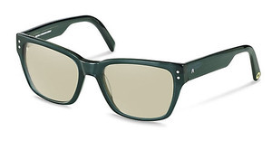Rocco by Rodenstock RR312 B titanium mirror - 66%dark green