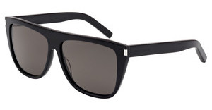 Saint Laurent SL 1 002 SMOKEBLACK