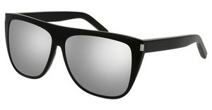 Saint Laurent SL 1 008 SILVERBLACK