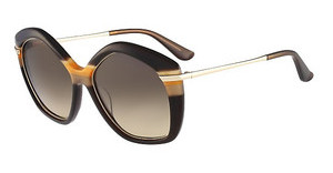 Salvatore Ferragamo SF723S 210 BROWN