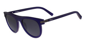Salvatore Ferragamo SF787S 414 BLUE MATTE