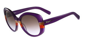 Salvatore Ferragamo SF793S 506 VIOLET-ORANGE