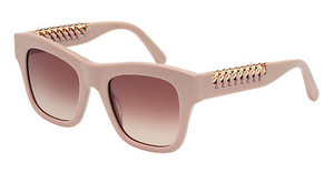 Stella McCartney SC0011S 004 BROWNPINK